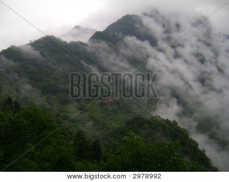 Wudang Mountain, Hubei, China