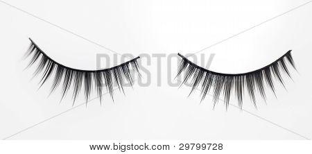 Fake Eyelashes.