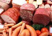 Fleisch Und Wurst / German Meat And Sausages