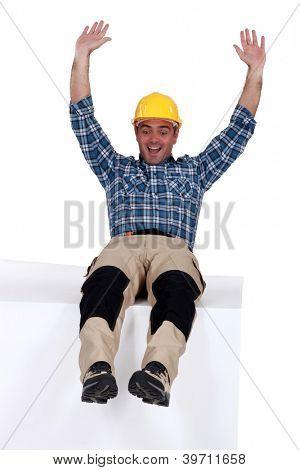 Tradesman sliding