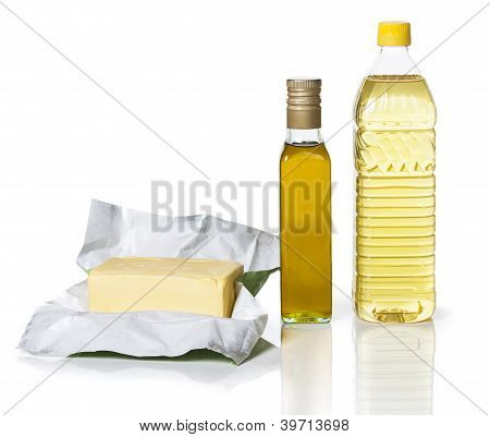 Butter and Oil