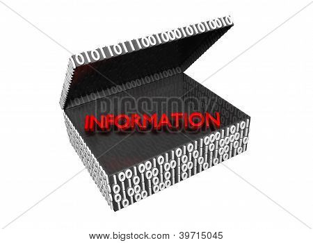 Information In A Numeric Box