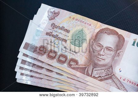 Thai Bank Notes