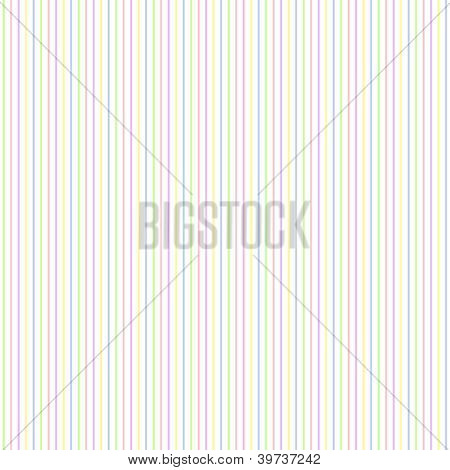 Seamless Pastel Stripes