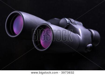 Binoculars Detail