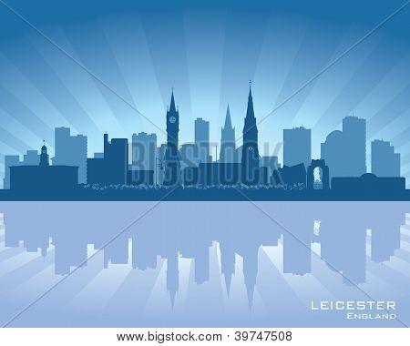 Leicester, England Skyline.