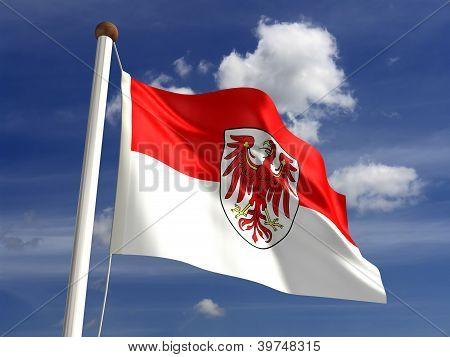 Brandenburg Flag Germany
