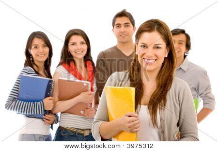 Universitaire studenten