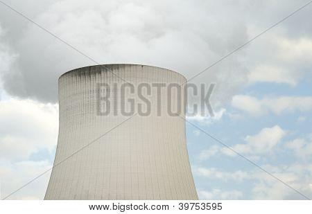 Central nuclear atómica
