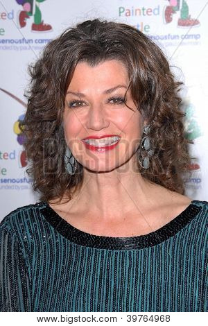 "LOS ANGELES - DEC 4:  Amy Grant arrives at ""A Celebration Of Carole King And Her Music"" at Dolby Theater on December 4, 2012 in Los Angeles, CA"