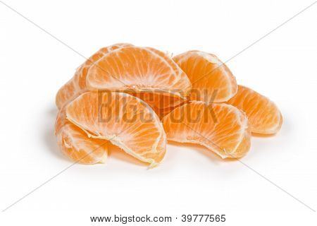 Slices Of Tangerine