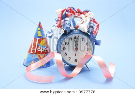 Party Favors And Alarm Clock