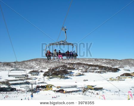 Perisher 8 Chair