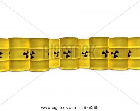 Yellow Barrels