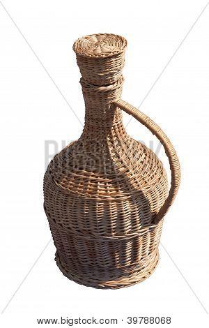 Interwoven Bottle