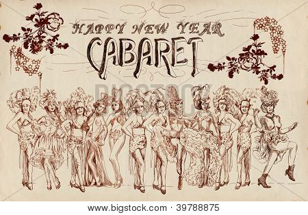 Happy New Year Cabaret