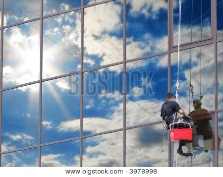 Sky Washer