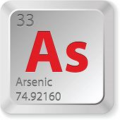 foto of arsenic  - arsenic element - JPG