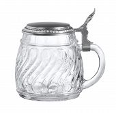 Beer Mug Made Of Glass