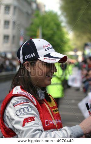 Audi  Catherine Legge