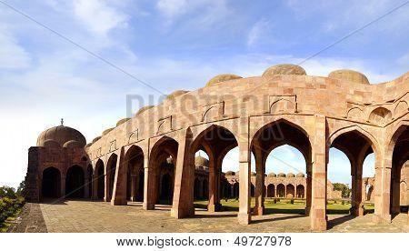 Jama Masjid in Mandu, India