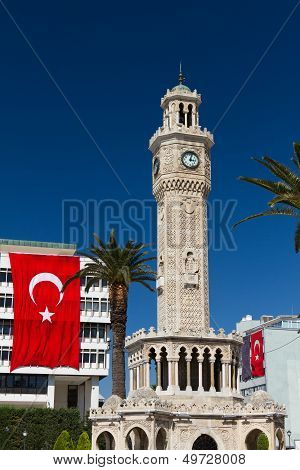 Izmir Clock Tower