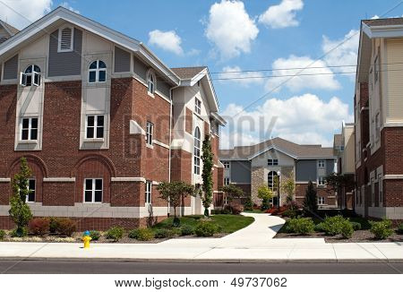 College Campus Housing