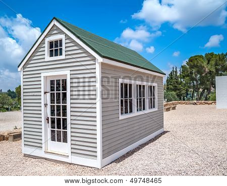 Small Wooden House