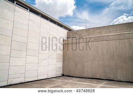 Wall Of Building