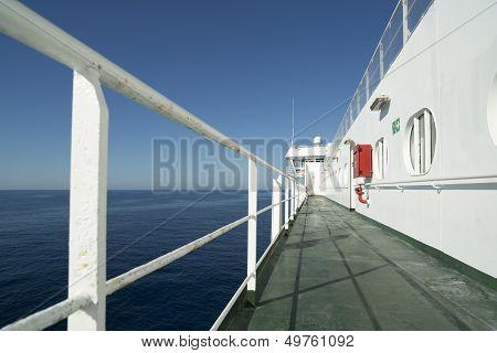 Ferry Walkway