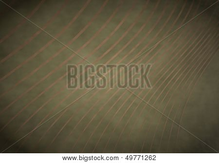 3D Graphic Of A Soft Waved Background  With Vintage Waves