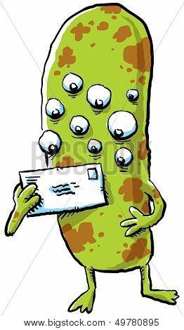 Letter Monster