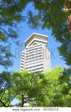 Columbus Building - Barcelona