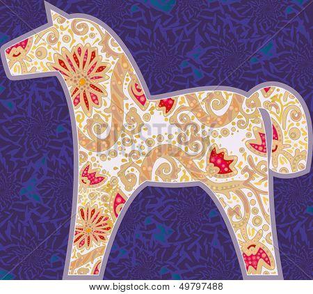 Jewelry Horse
