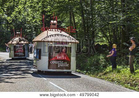 Courtepaille Restaurant Vehicles