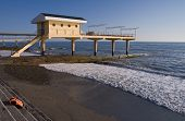 pic of sochi  - Aerarium on the Black Sea coast - JPG