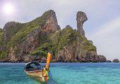 image of nic  - Railay beach in Krabi Thailand nature beautiful - JPG