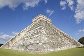 Mayan Ruins At Chichen Itza, Mexico