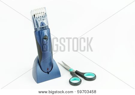 Trimmer And Scissors