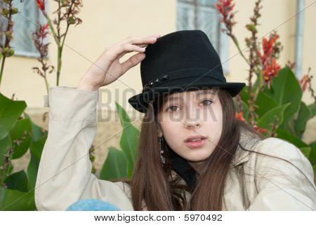 Fashion Conscious Girl