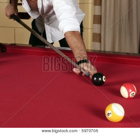 Billiards,  Game Of Billiards, Pool Table, Pocket