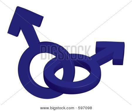 Male Symbols