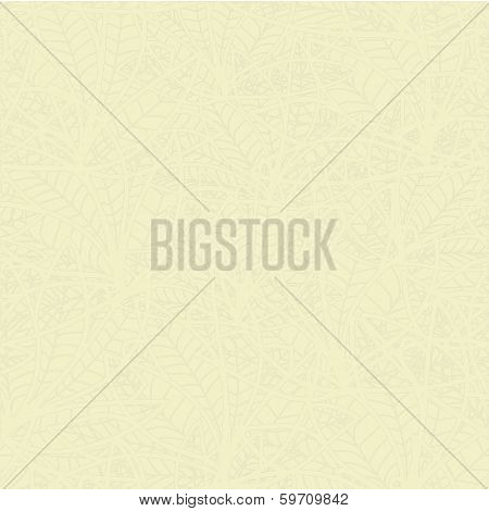 Neutral Beige Abstract Pattern