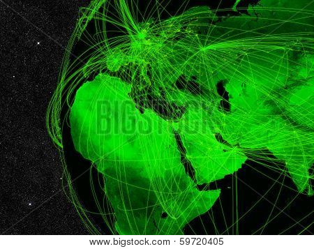 Emea Region Network