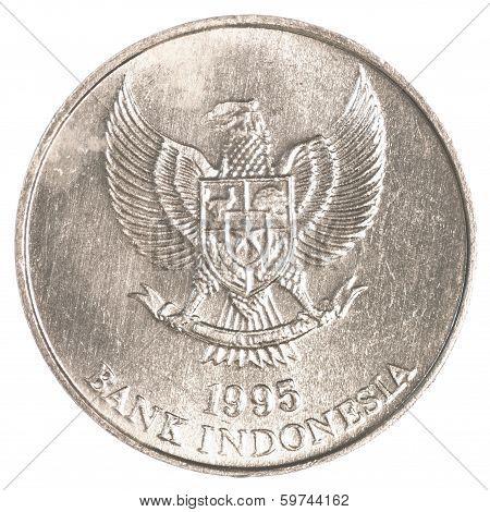Indonesian Rupiah Coin
