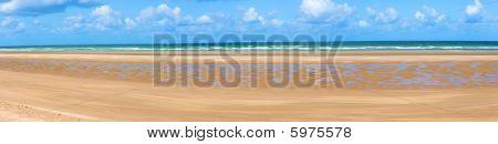 Omaha Beach Panaroma