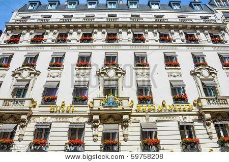 Hotel Westminster in Paris