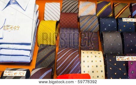Shirts And Neckties
