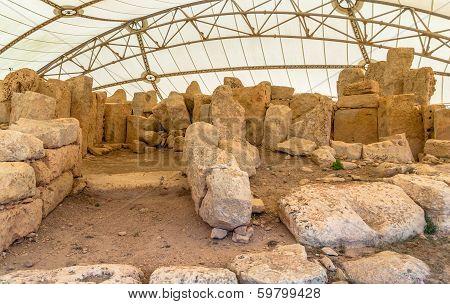 Hagar Qim Temple Rocks