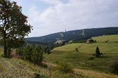 stock photo of bohemian  - The Erzgebirge is in Germany and the Czech Republic - JPG